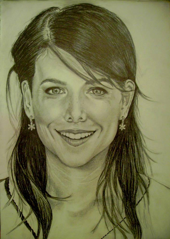 Lauren Graham WIP 6 by Lorelai82