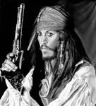 Johnny Depp aka Jack Sparrow
