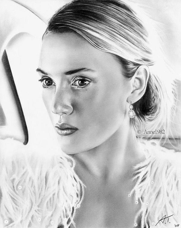 kate winslet sketch