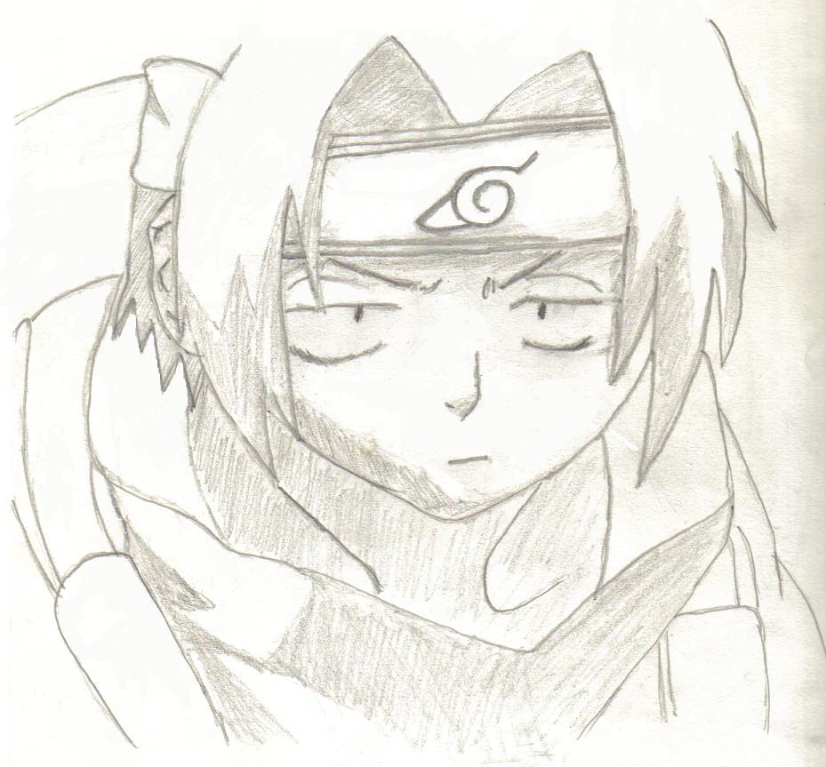 Sasuke Funny Face By Lostuchiha128 On DeviantArt