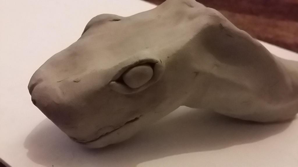 Dino by gailmcarthyrose