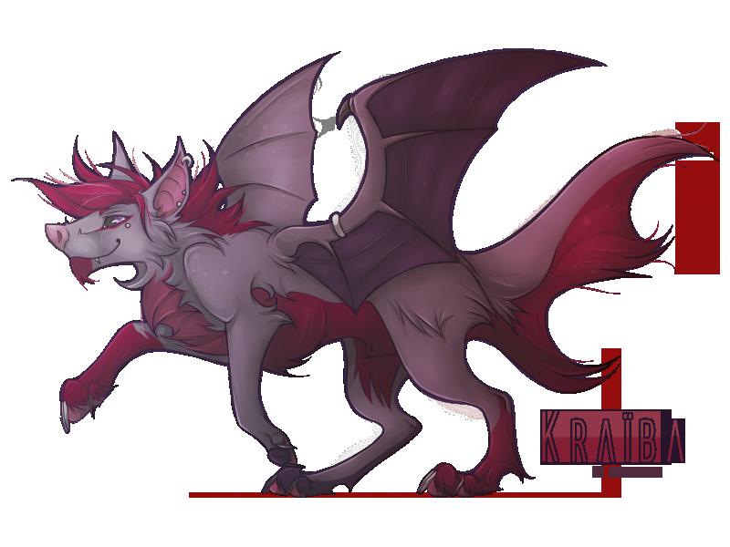 Kraba by Flyremoon
