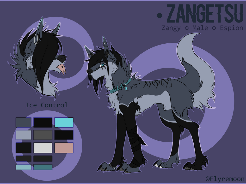 Zangy ref by Flyremoon