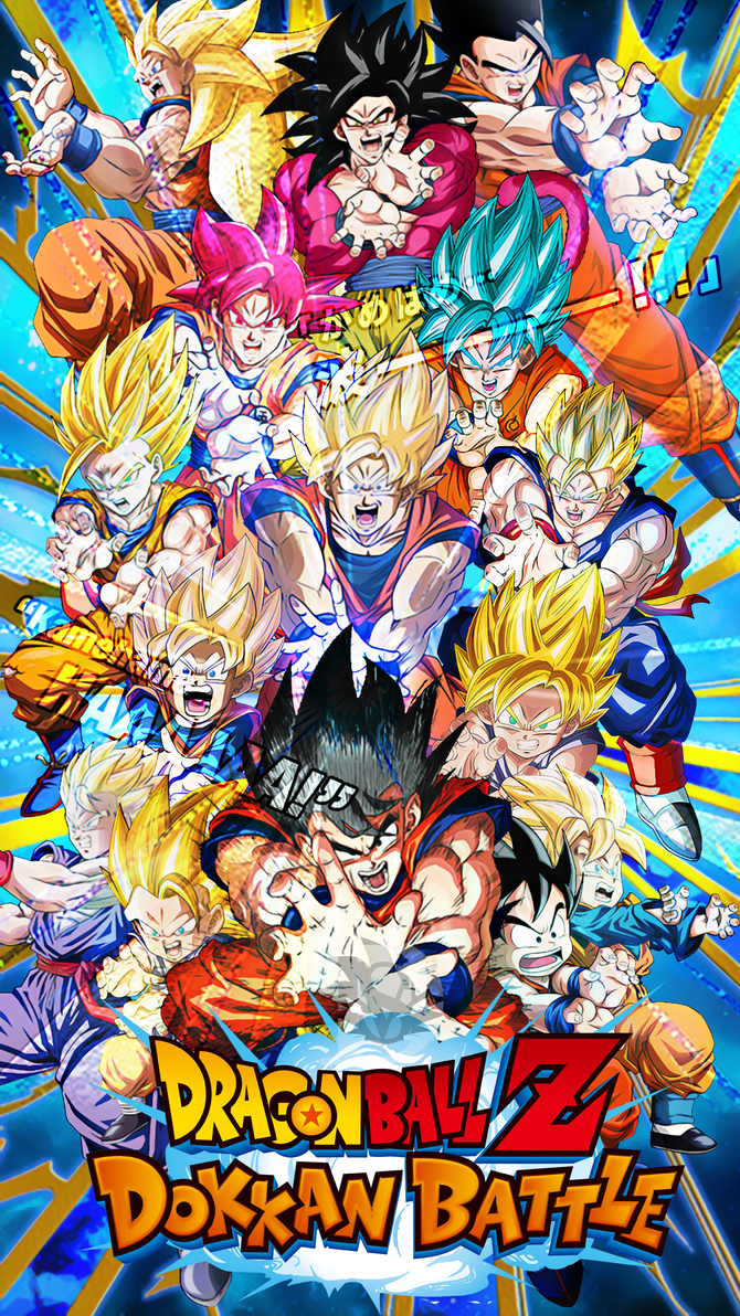 dokkan battle how to play
