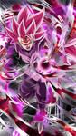 Goku Black (Super Saiyan Rose 3) Wallpaper
