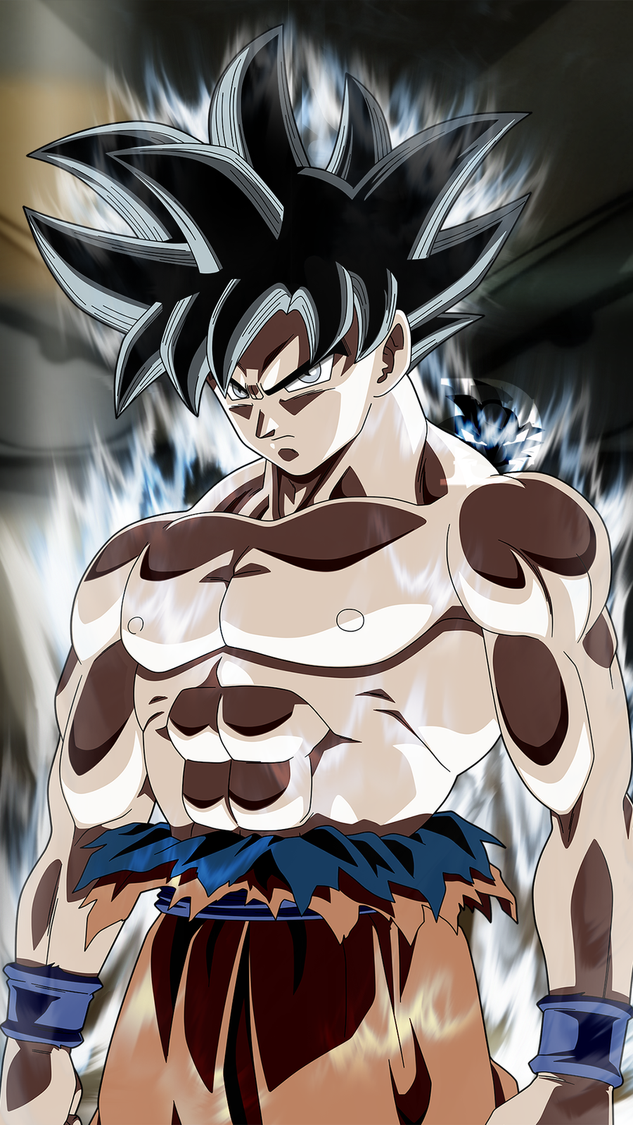 Image Result For Anime Live Wallpaper Goku Limit Breaker