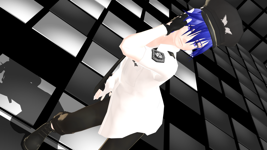 3d mmd lips are movin with the busty touhou girls 7