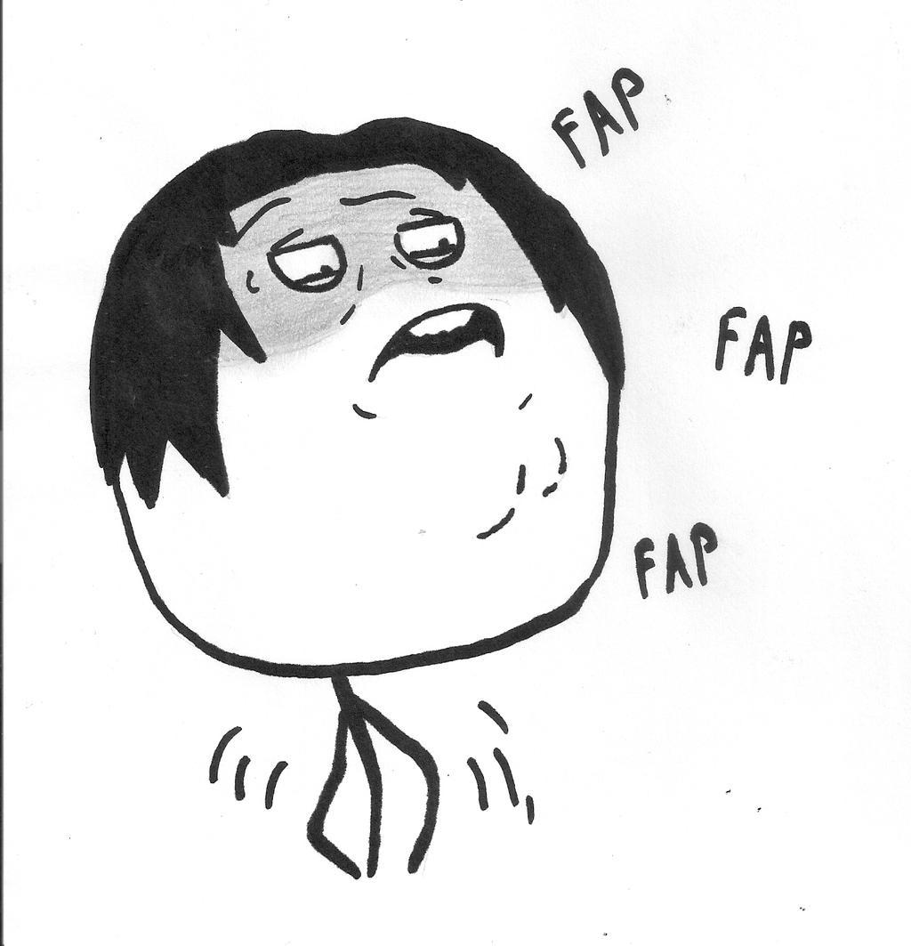 Levi MEME: Fap Fap by Ada2987