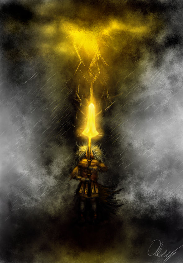 Nameless King Dark Souls 3 By Ada2987 On Deviantart