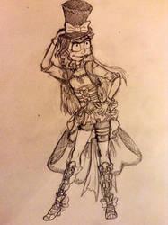 Steam Punk Helga by Mylastfantasy