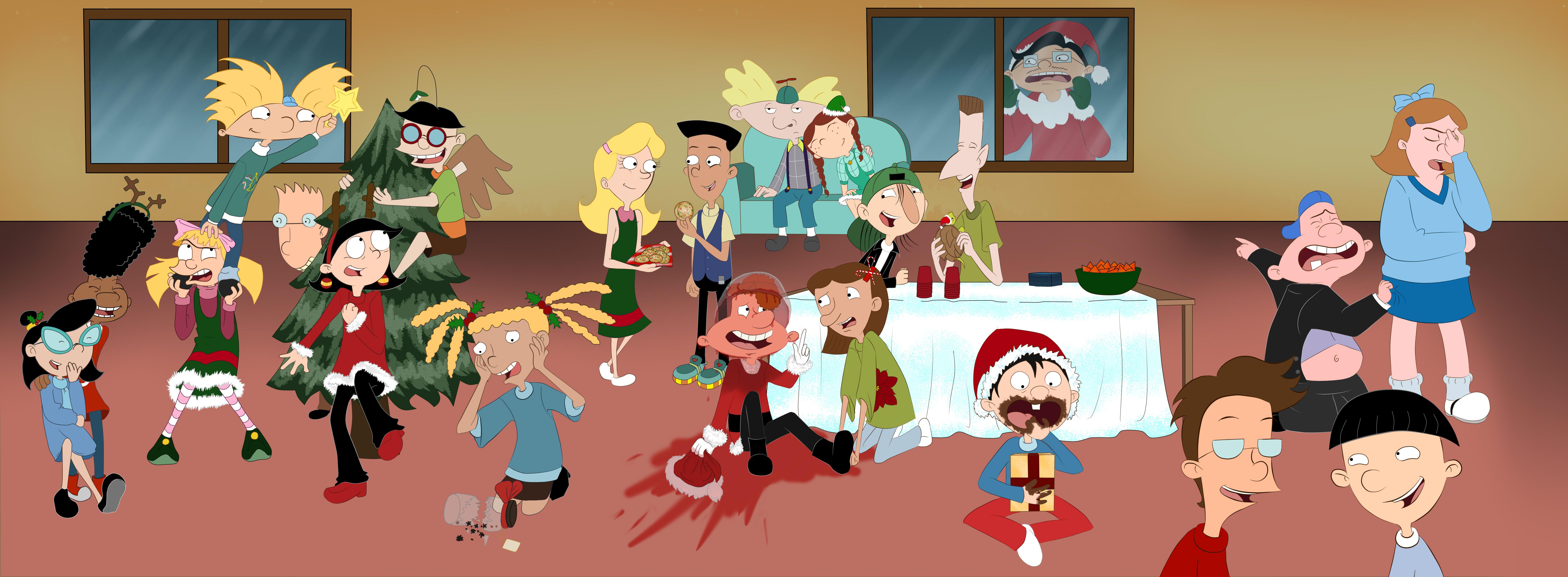 Christmas Disaster by Mylastfantasy