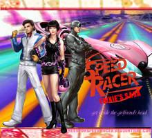 Speed Racer: Trixie's Saga by NeedForSpeedRacer