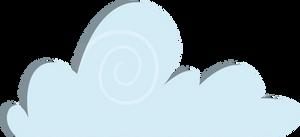 MLP Resource: Cardboard Cloud 01