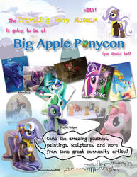Traveling Pony Museum BAP Flyer 2013