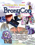 TPM BronyCon Flyer 2013 by mewtwo-EX