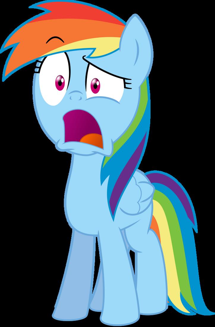 MLP Rainbow Dash: Guh...Trixie? by mewtwo-EX on DeviantArt
