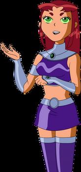 Teen Titans - Starfire Redux