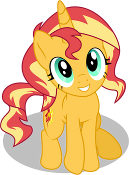 Vector Recolor: Sunset Shimmerbetes