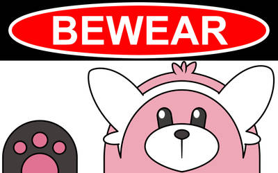 Beware of Bewear by mewtwo-EX