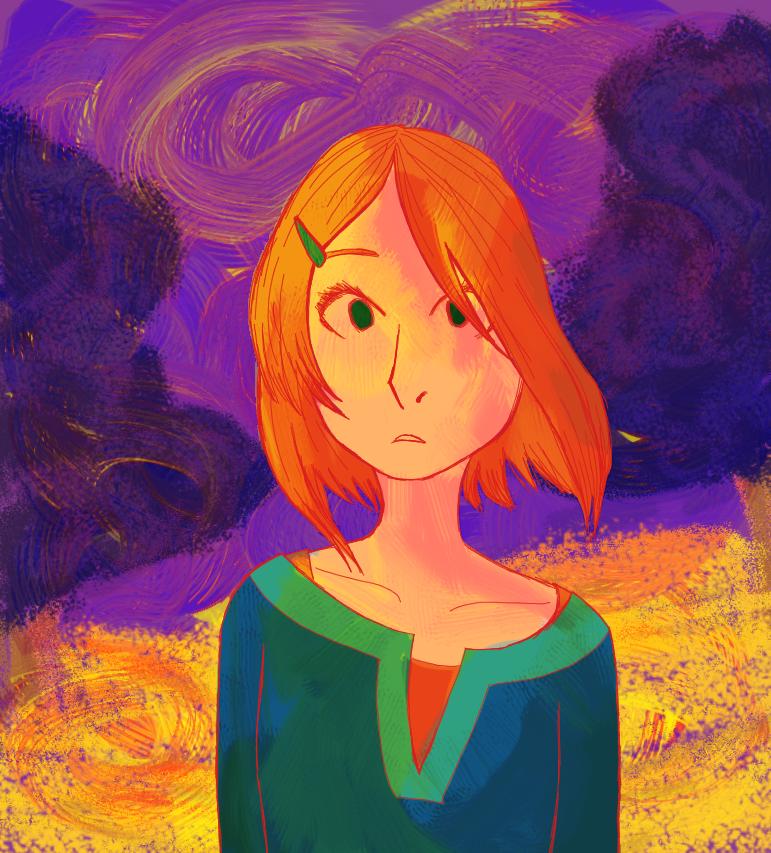 Dreamed away by FeliaTheIceWitch