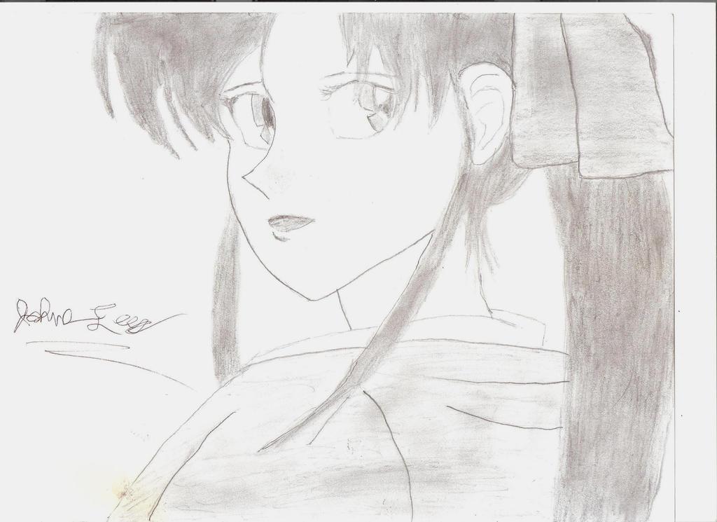 Kamiya Kaoru (yet again) by Musashi-HUmar