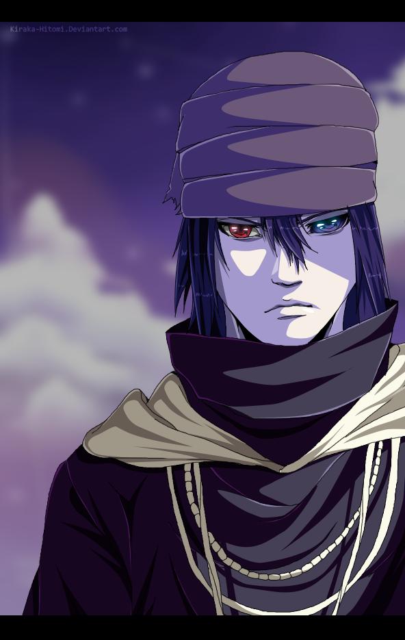 Sasuke Uchiha by Kiraka-Hitomi