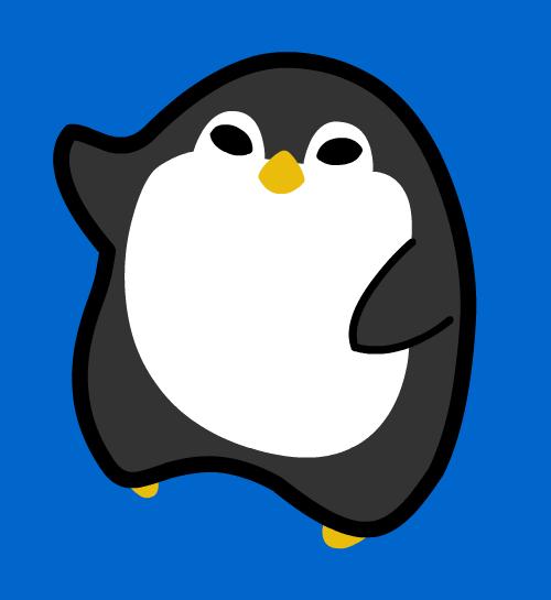 Penguin by nickbachman