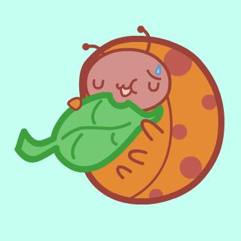 Hungry Little Junebug by nickbachman