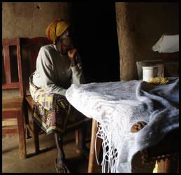 old Luo women by eigenwijs