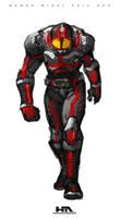 Kamen Rider 555 Faiz by NuMioH