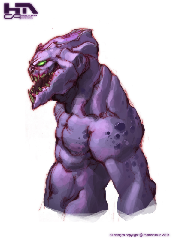 Purple Dood by NuMioH
