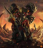 Dominance War Garabath by NuMioH