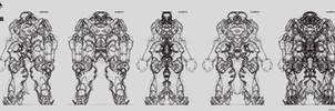 Droids Exploration by NuMioH