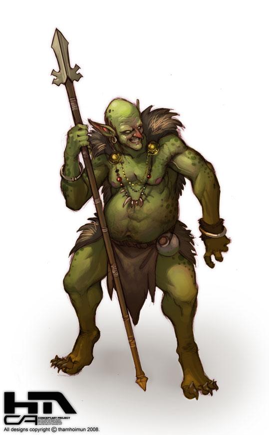 Goblin by NuMioH