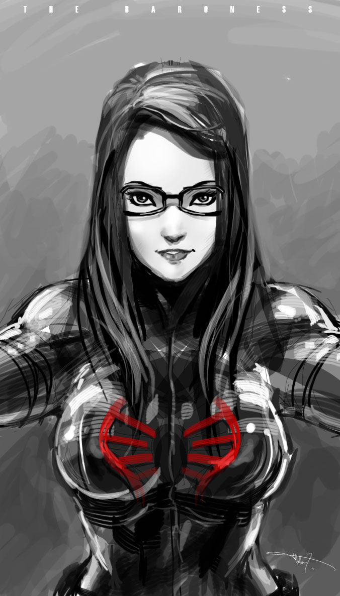 Baroness by NuMioH