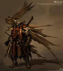 Horned Helm Druid