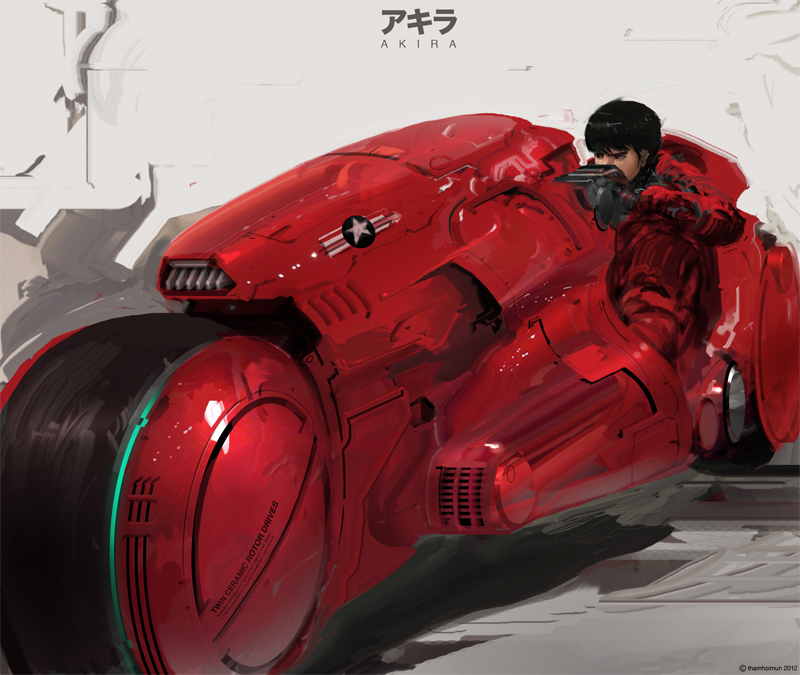 Kaneda by NuMioH