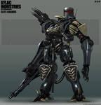 Elite Guards (Eagle Heads)