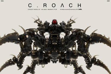 C.Roach 1 by NuMioH