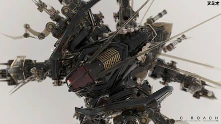 C.Roach 3 by NuMioH