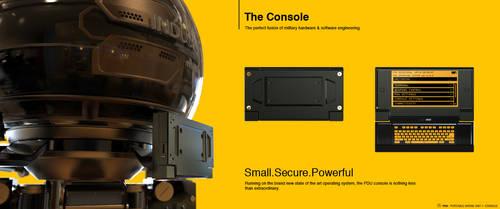 PDU Console by NuMioH