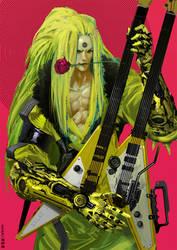 Kei Borg Guitarist 2 by NuMioH