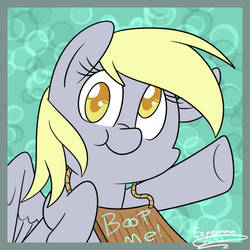 Ditzy Boop by Espeonna