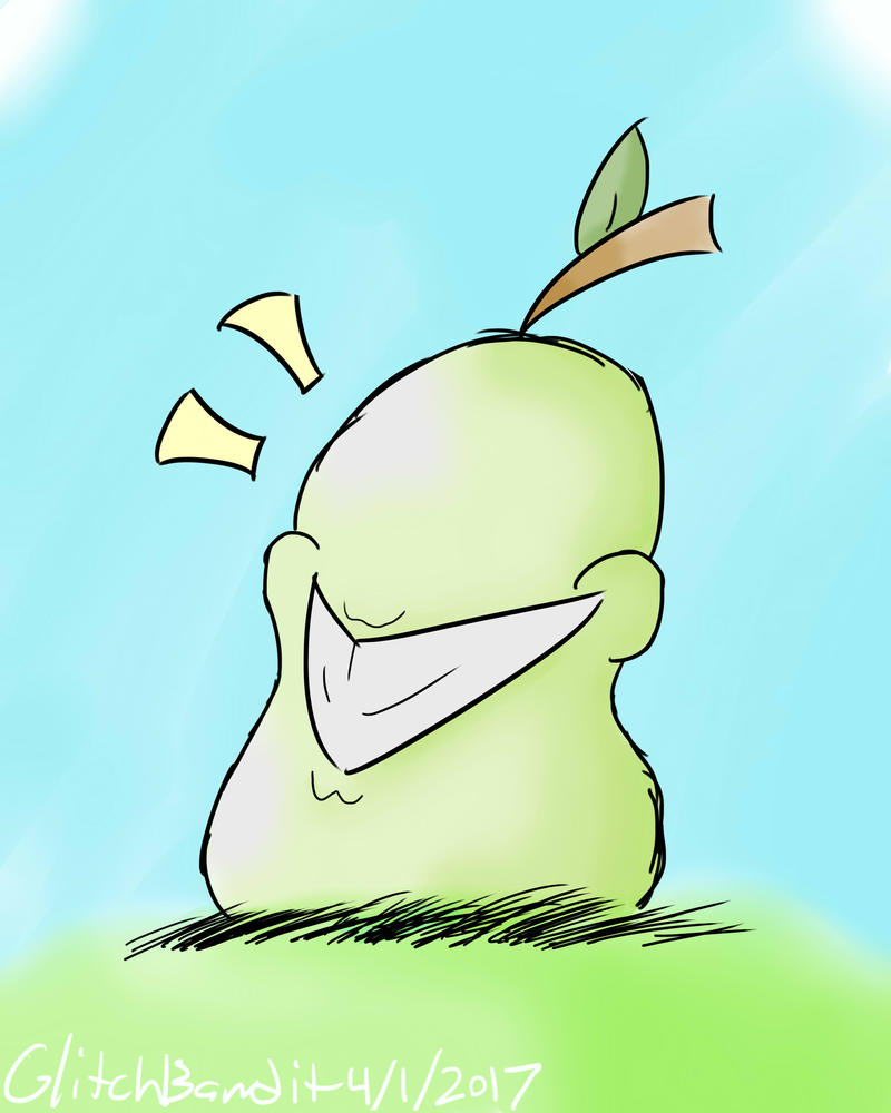 Pear - So I heard Ya Like Pears? by GlitchBandit