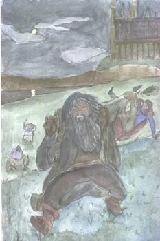 L'ira d'en Hagrid