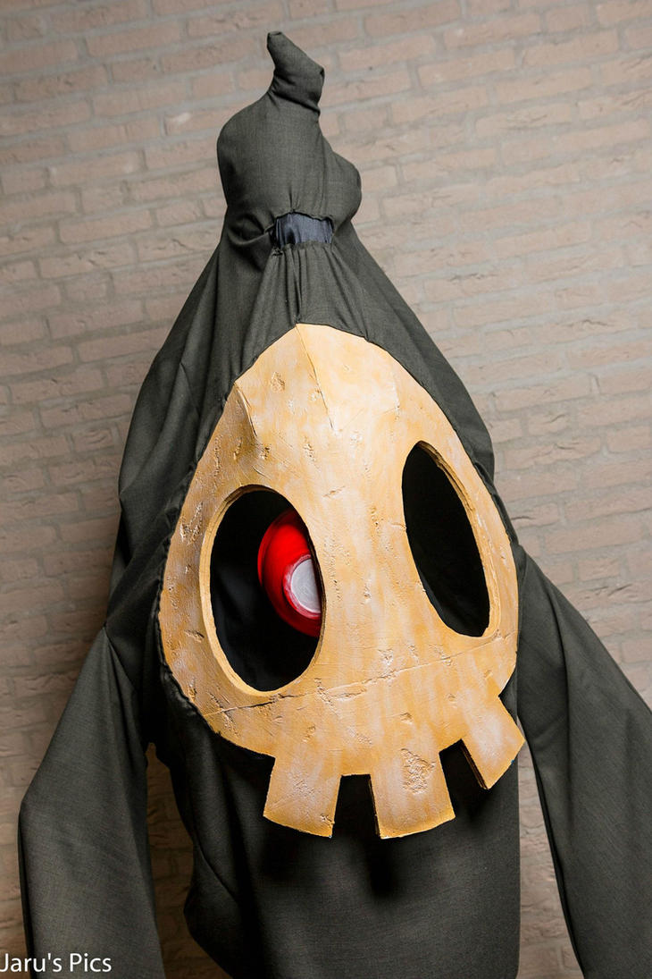 Duskull Cosplay by Oloring