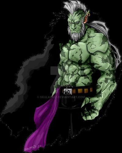Samah'el Khan no armor by skulker87