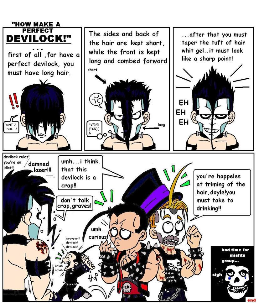 misfits devilock by skulker87