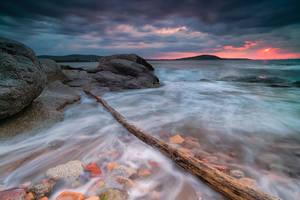 At the heart of the storm by ibasimaikataimeto
