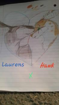 Laurens x Hawk-WftW Ship art
